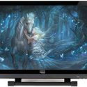"""Adesso 12″ x 7.25"""" Widescreen Media Graphics CyberTablet- Simply Amazing"""