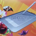Bamboo Craft Scrapbook Kit & Small White Bamboo Fun Pen Tablet