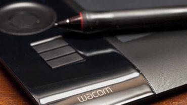 Wacom Bamboo Create Pen Tablet (CTH670)