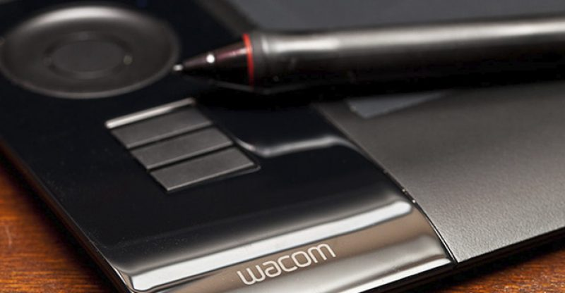 Wacom Bamboo Create Pen Tablet (CTH670)