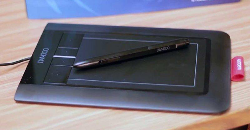 Wacom Bamboo Fun Tablet