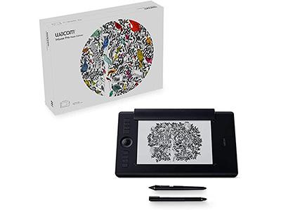 Wacom Intuos Pro Paper Edition Pen Tablet
