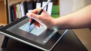 Best Graphic Tablet With Screen