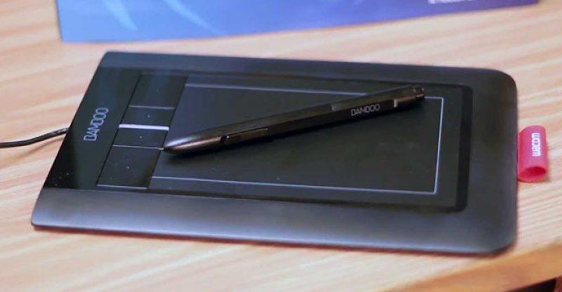 Wacom Bamboo Fun Pen and Touch